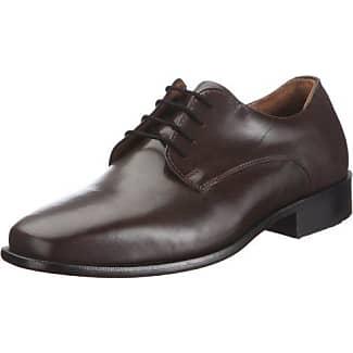 Manz Capri MOK G Hirsch 103052-12 - Zapatos para hombre, color negro, talla 46 2/3