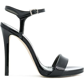 Sandals for Women On Sale, Black, Leather, 2017, 4.5 5.5 6.5 Marc Ellis