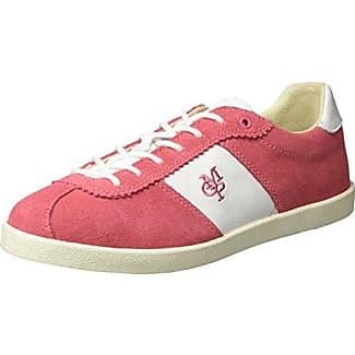 Red Tag - Zapatillas para mujer, color negro, talla 37.5