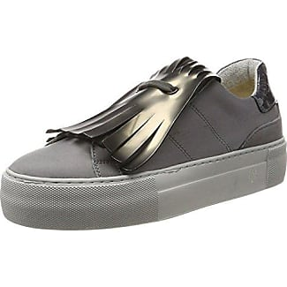 Sneaker 70714193501604 - Tobillo bajo Mujer, Color Gris, Talla 36 Marc O'Polo