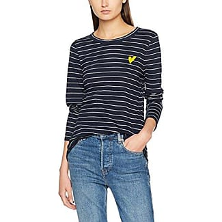 Marc O'Polo Denim M41225952639, Camiseta de Manga Larga para Mujer, Multicolor (Combo S36), S