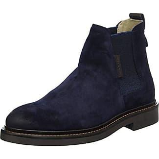 Boot, Botas Chelsea para Mujer, Braun (Whiskey), 37.5 EU Marc O'Polo