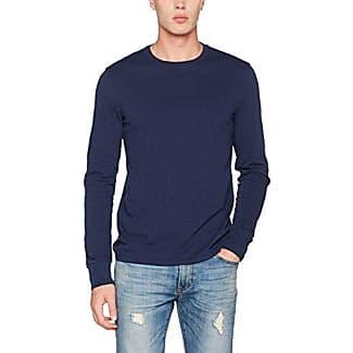 727217652038, Camiseta de Manga Larga para Hombre, Rojo (Wine 348), XL Marc O'Polo