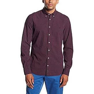 629180242348 - Camiseta Casual de Manga Larga para Hombre, Color Multicolor (Combo d35), Talla Medium Marc O'Polo