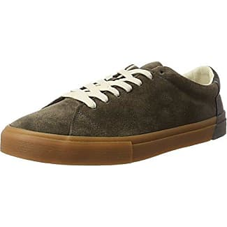 Sneaker 70723783501301, Baskets Homme, Marron Foncé, 43 EUMarc O'Polo