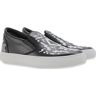 Slip on Sneakers for Men On Sale, White, Fabric, 2017, 5.5 6.5 7 8 9 9.5 Marcelo Burlon