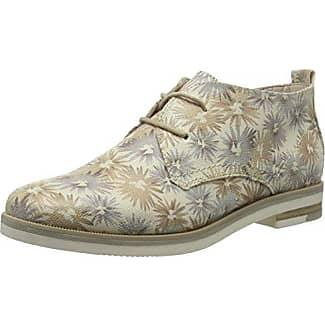 Femmes Marco Tozzi 25101 Desert Boots - Gris - 41 Eu IJOcF