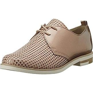 23260, Zapatos de Cordones Oxford para Mujer, Rosa (Rose Metallic 952), 39 EU Soft Line