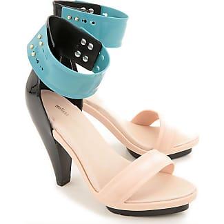 Sandals for Women On Sale, Melissa + Pedro Lourenco, Black, PVC, 2017, USA 5 - EUR 35/36 USA 6 - EUR 37 USA 7 - EUR 38 USA 9 - EUR 40 USA 10 - EUR 41/42 Melissa