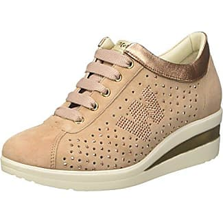 Donna-Walk, Zapatillas Para Mujer, Beige (Corda), 41 EU Melluso