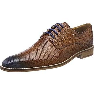 Melvin & Hamilton Martin Sept Hommes Chaussures Derby Pr0wr