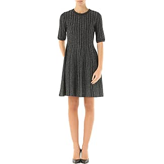 Dress for Women, Evening Cocktail Party On Sale, Black, polyamide, 2017, 10 12 6 8 Missoni