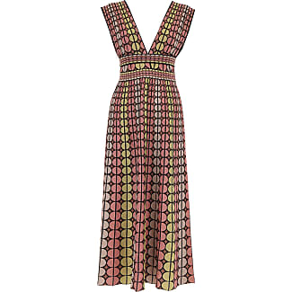 Dress for Women, Evening Cocktail Party On Sale, Red, polyamide, 2017, 12 8 Missoni