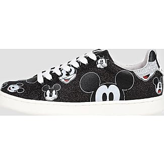 Sneakers for Women On Sale, Disney By Moa, Silver, Glitter, 2017, 6.5 MOA Master Of Arts