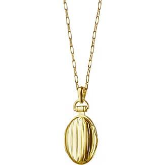 Monica Rich Kosann 18k Perseverance Fish Charm Necklace, 30L