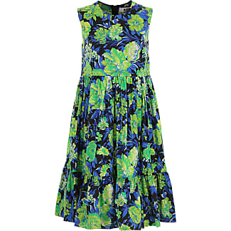 Dress for Women, Evening Cocktail Party On Sale, Green, Viscose, 2017, UK 10 - US 8 - EU 42 Msgm