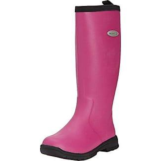 Muck Boots Breezy Tall, Bottes Femme - Noir - Noir (Noir), 35.5