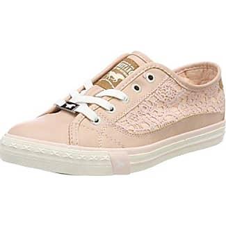 MustangDamen Sneaker 1099 - Zapatillas Mujer , color blanco, talla 41 EU