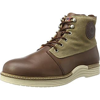 NAPAPIJRI Footwear Trygve, Zapatillas de Estar por Casa para Hombre, Marrn (Dark Brown N46), 45 EU