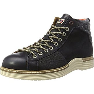 Footwear Edmund, Chukka Boots Homme, Schwarz (Black), 43 EUNapapijri