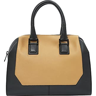 Tote Bag On Sale, Dark Brown, suede, 2017, one size Narciso Rodriguez