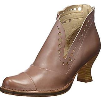 Neosens Damen S608 Suave Cuero/Rococo Kurzschaft Stiefel, Braun (Cuero), 39 EU