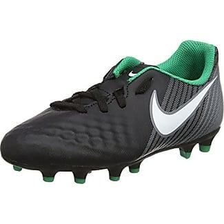 Nike Hypervenom Phade II FG, Botas de Fútbol para Hombre, Blanco (Blanco (White/Black-Total Orange-Volt)), 45 1/2 EU