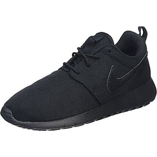 Nike Revolution 3 (TDV), Zapatos de Primeros Pasos Unisex Bebé, Negro (Stealth/Total Orange-White), 19 1/2