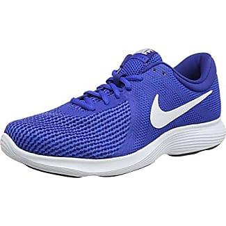 Nike Downshifter 6, Zapatillas de Running para Hombre, Azul/Negro/Blanco (Blue Lagoon/Black-White), 47 1/2 EU