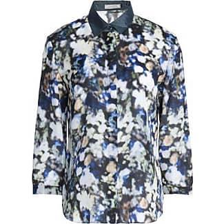 Buy Cheap Discounts Low Shipping Fee Nina Ricci Woman Striped Satin Blouse Green Size 38 Nina Ricci Outlet Eastbay RJZvH