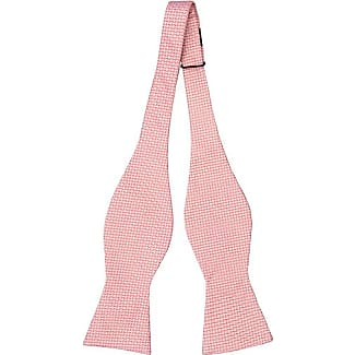 Cravate Auto Cravate Arc - Motif En Zigzag Rose - Encoche Fastman Encoche De Corail 3yvqA1WW