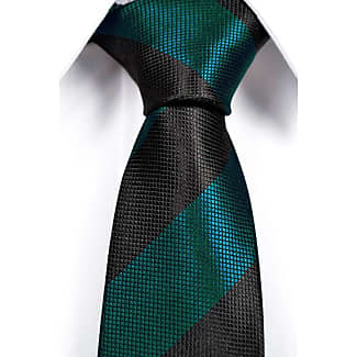 Garçons De Cravate En Soie - Miniquares Solides Dans Des Tons Bleus Lumineux - Cran Cran Habib yI7L5O