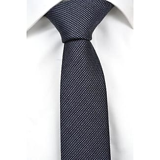 Wool necktie - Semi-solid, grey mix - Notch KJETIL Notch