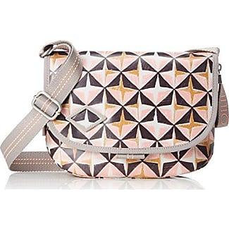 Enjoy Geometrical Shopper Xlhz, Womens Bag, Pink (Rose), 20x31x40 cm (B x H T) Oilily
