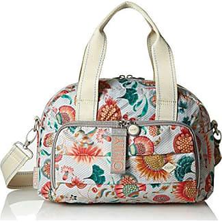 Ruffles Sunflower Handbag Mhz 1, Womens Bag, White (Offwhite), 15x22x32 cm (B x H T) Oilily