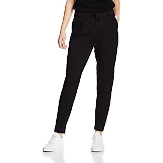Only 15115847 - Pantalones Mujer, Negro (Black), W34/L32