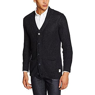 onsDALTON Cardiagn Knit, Chaqueta Punto Hombre, Azul (Dark Navy), Large Only & Sons