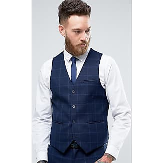Veston ultra ajusté en coton satiné - NavyOnly & Sons K0zQd