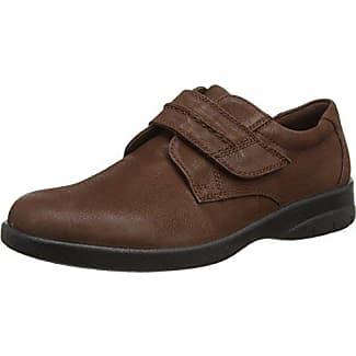 Padders Lunar 636N - Zapatos de Cordones para Hombre, Color Braun (Dark Brown 92), Talla 44