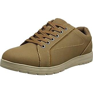 Zapatos marrones Padders para hombre cN34U