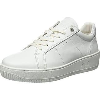 Pantofola D'oro Vasto Ragazze Low, Zapatillas para Niñas, Blanco (Bright White), 39 EU