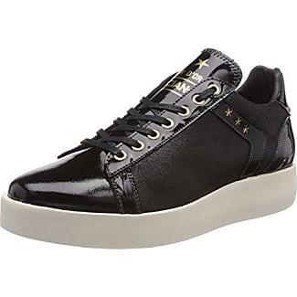 Pantofola D'oro Paillettes De Lecce Donné Bas, Zapatillas Para Mujer, Schwarz (noir), 38 Eu