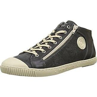 Bumper/W, Sneaker a Collo Alto Uomo, Rosso (Sangria), 43 EU Pataugas