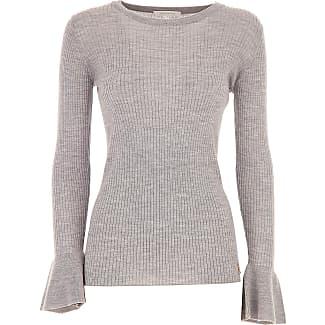 Sweater for Women Jumper On Sale, White, Viscose, 2017, 1a -- Eu 38/40 2a -- Eu 40/42 Patrizia Pepe