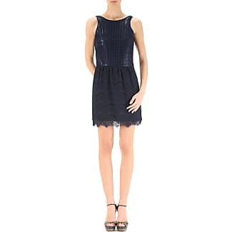 Dress for Women, Evening Cocktail Party On Sale in Outlet, White, Cotton, 2017, 10 Patrizia Pepe