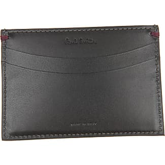 Wallet for Women, Black, Leather, 2017, One size Paul Smith