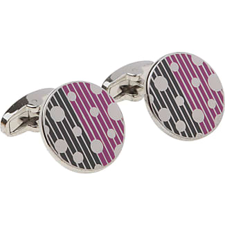 Paul Smith Cufflinks for Men On Sale, Silver, Stainless Steel, 2017, One Size