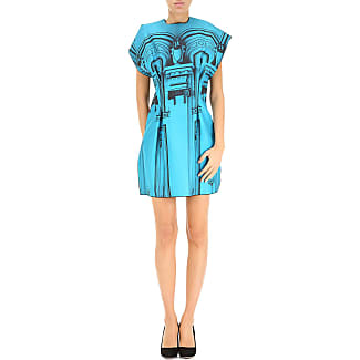 Dress for Women, Evening Cocktail Party On Sale in Outlet, Blue, Viscose, 2017, 10 12 Paul Smith