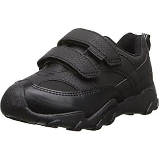Sanita Norite-s1p Chaussure En Cuir Velcro, Des Chaussures De Sécurité Adulte Unisexe, Noir (noir 2), 41 Eu