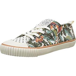 Womens Industry Soul Low-Top Sneakers Pepe Jeans London ptZilLz1